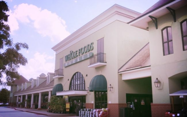 Whole Foods Arabella New Orleans